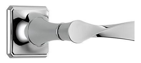 1-Lever Handle Shower Volume Control Valve Trim - VIRAGE / SENSORI, Polished Chrome