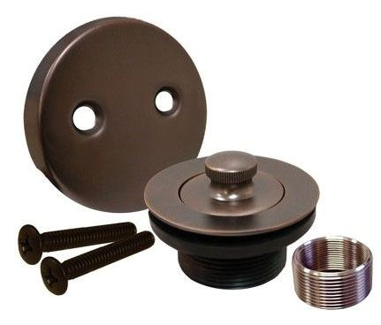 2-Hole Lift and Turn Conversion Kit, Old World Bronze