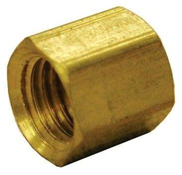 """5/8"""" OD Brass Compression Nut Style 61"""