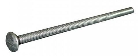 """3/8"""" X 4"""" Zinc Plated Spring Loaded Toggle Bolt"""