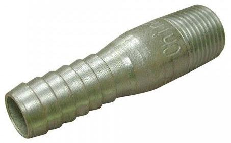 "1"" Galvanized Steel Male Insert Adapter"