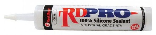 10.2 Ounce White 100% Silicone Tub And Tile Sealant