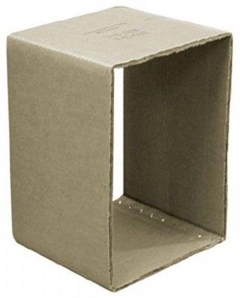 "12 X 12 X 9"" Cardboard Tub Box"