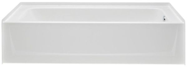 "60"" x 30"" x 15"" Bathtub - White"