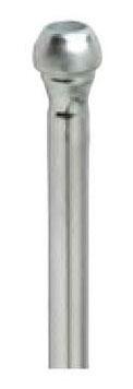 1-Piece Faucet Riser, Copper