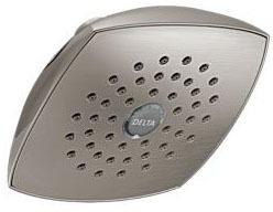 1-Function Showerhead - Mandolin, Brilliance Stainless, 1.75 GPM
