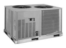 117000 BTU 11.2 EER Air Conditioner Condensing Unit - 208/230 VAC, Standard, R-410A Refrigerant
