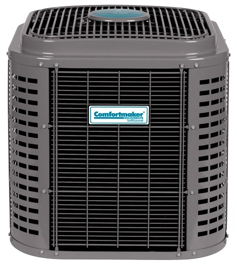 2.5 Ton 15 SEER R410A 208/230 Volt Single Phase Coil Guard Grille Single Stage Condenser