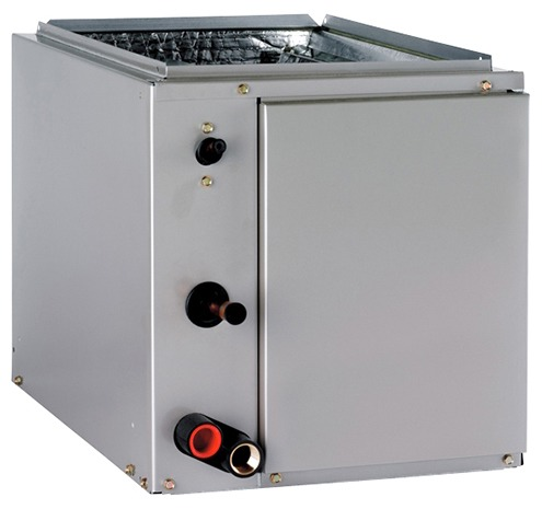 60000 BTU Cased N Upflow / Downflow Air Conditioner Evaporator Coil - Aluminum Tube / Fin