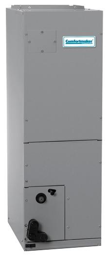 1.5 Ton R410A TXV ECM Multiposition Copper Tube Aluminum Fin Evaporator Coil