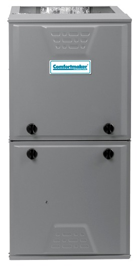 80,000 BTU 90% Efficiency Multiposition ECM Variable Speed 1600 CFM Extra AFUE Efficiency Gas Furnace