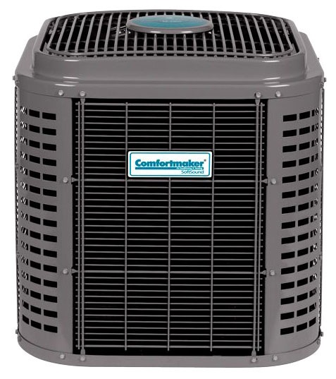 48000 BTU 13 SEER / 11 EER Air Conditioner - Performance, 208/230 VAC, Coil Guard Grille, R-410A Refrigerant