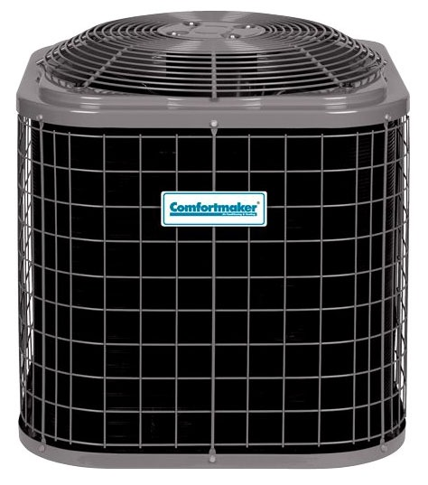 4 Ton 15 SEER R410A Residential Condenser Coil Guard Grille 208/230 Volt
