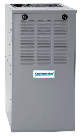 110,000 BTU 80% Efficiency Multiposition Single Stage 2200 CFM Standard Gas Furnace