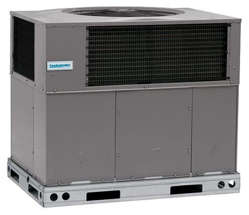 30000 BTU 14.5 SEER / 12 EER Packaged Air Conditioner - SoftSound, 208/230 VAC, Standard, R-410A Refrigerant