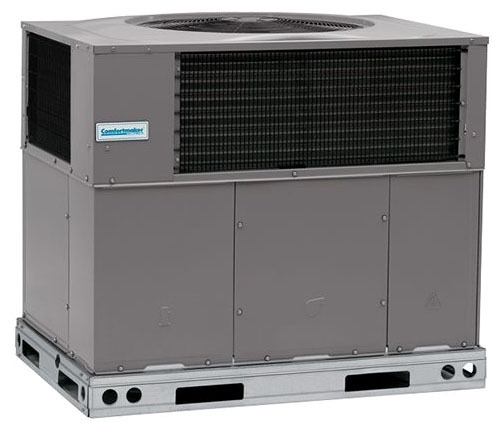 24000 BTU Cooling / 60000 BTU Heating 14.5 SEER / 12 EER Packaged Gas Furnace / Air Conditioner - Performance, 208/230 VAC, Standard, R-410A Refrigerant