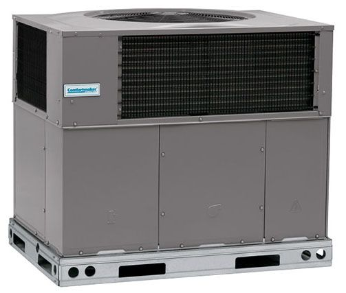 60000 BTU 14.5 SEER / 12 EER Packaged Heat Pump - SoftSound, 208/230 VAC, Standard, R-410A Refrigerant