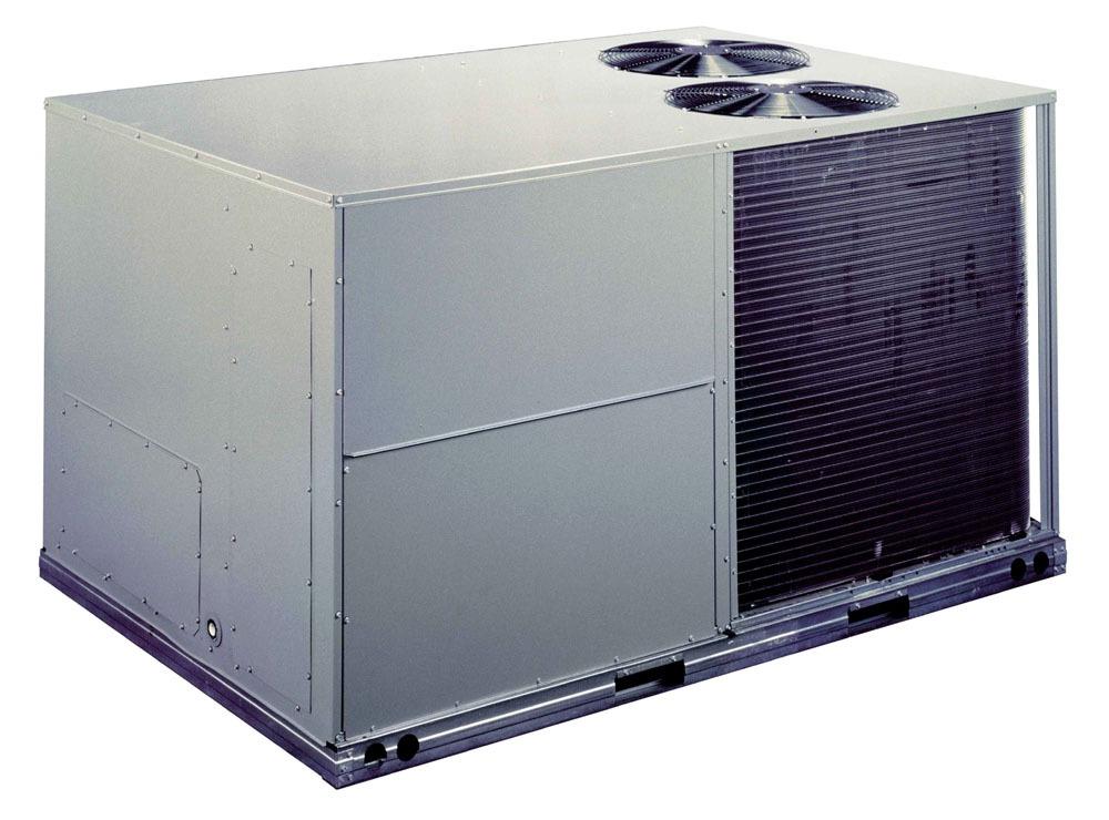 91000 BTU 11.2 EER Rooftop Electric Cooling Unit - 208/230 VAC, Standard Static Motor, R-410A Refrigerant
