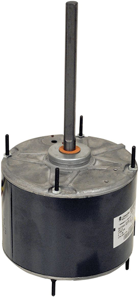 1/6 to 1/3 HP PSC Condenser Fan Motor - SOS / Slim Stack, 208 to 230 V, 1-Phase, 1075 RPM, 1-Speed