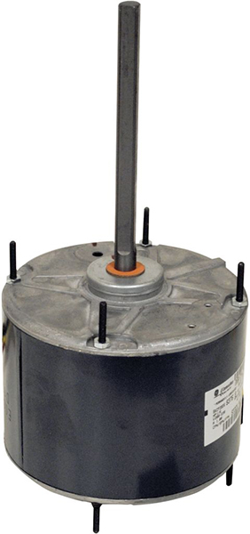 1/2 HP PSC Condenser Fan Motor - 208 to 230 V, 1-Phase, 1075 RPM, 1-Speed