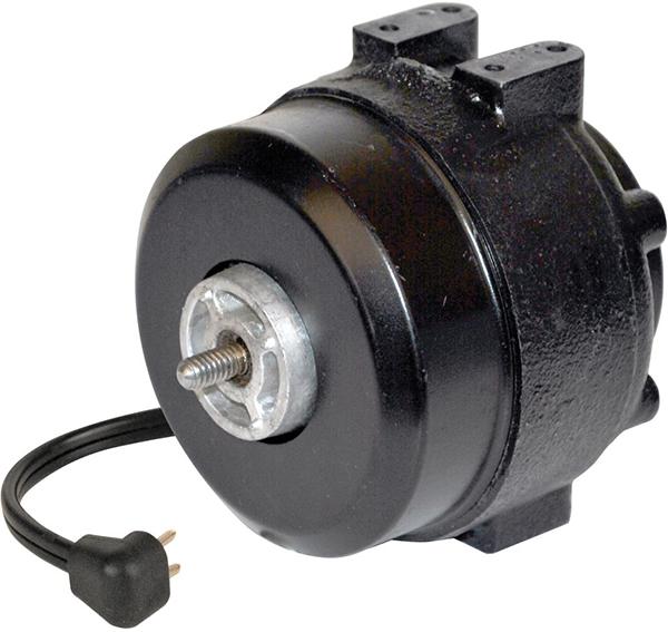 16 W Shaded Pole Unit Bearing Motor - 115 V, 1-Phase, 1550 RPM, 1-Speed