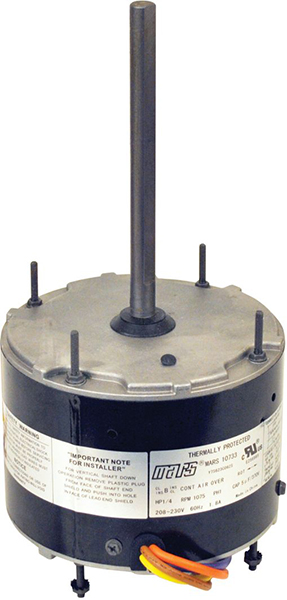 3/4 HP DP TENV Condenser Fan Motor