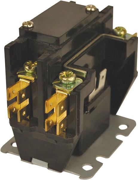 1-1/2 Pole Definite Purpose Contactor - JARD, 24 V, 30 A