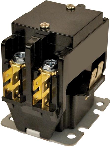 2 Pole Definite Purpose Contactor - JARD, 240 V, 30 A
