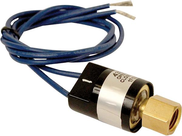 Open on Rise SPST Pressure Switch - KLIXON, 425 psi Open, 300 psi Close