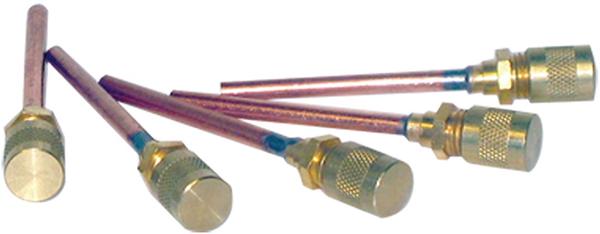 "1/4"" Valve Extension Tube, Copper"