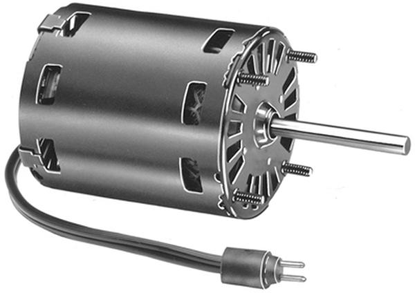 1/15 HP Open Ventilated Refrigeration Fan Motor