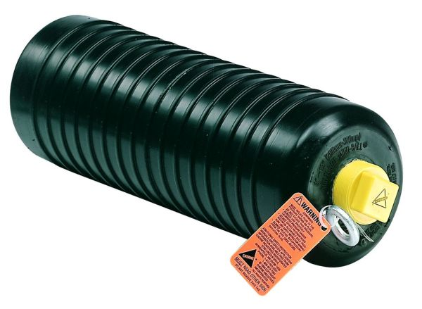 """12"""" to 18"""" Multi-Size Piping System Muni Ball Plug - Natural Rubber, 25 psi"""