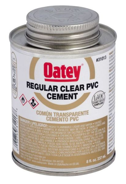 8OZ PVC CEMENT-REG