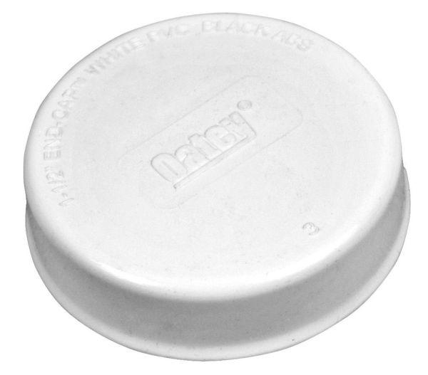 1-1/2 PVC WH TEST CAP