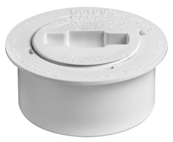 3IN PVC SNAP-IN ASSY