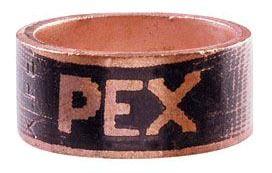 """1/2"""" PEX Crimp Ring - Copper"""
