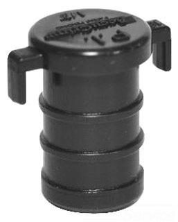 "1"" Polysulfone / Polyphenylsulfone Acudel Plug - PowerPEX / AccuCrimp, PEX"