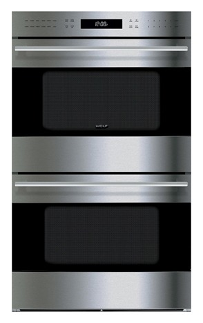 """30"""" Oven - E Series / Transitional, Double, Built-In, 208/240 VAC, 4.5 Cu Ft"""