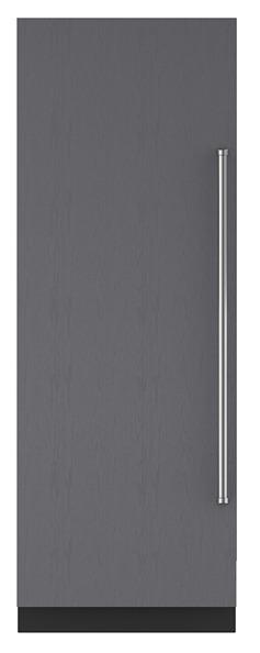 "30"" Integrated Refrigerator - 17.3 Cu Ft, 8-Shelf"