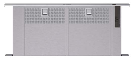 "30"" Downdraft Ventilator, Stainless Steel"