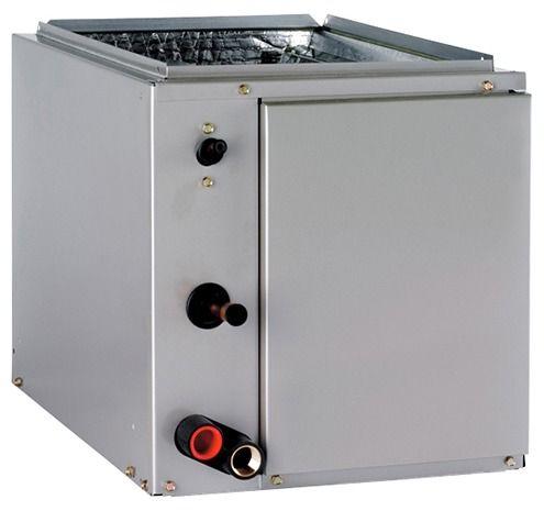 """4 Ton R410A Cased Upflow/Downflow 21"""" Aluminum Tube Aluminum Fin Evaporator Coil"""