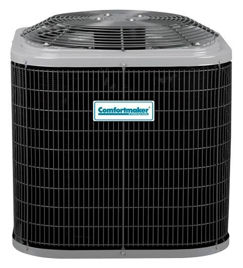 60000 BTU 14 SEER / 11.7 EER Heat Pump - Performance, 208/230 VAC, Coil Guard Grille, R-410A Refrigerant