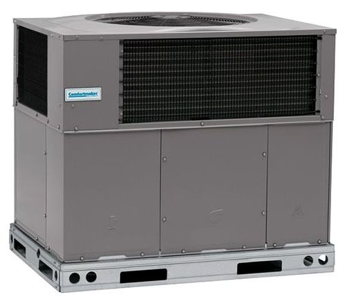 48000 BTU 14.5 SEER / 12 EER Packaged Heat Pump - SoftSound, 208/230 VAC, Standard, R-410A Refrigerant