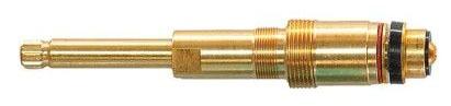 "5.64"" Brass Faucet Stem - Hot / Cold"