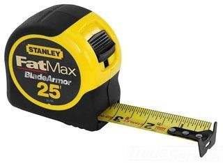 """1-1/4"""" x 25' Blade Lock Tape Measure - FatMax xtreme, ABS Case"""