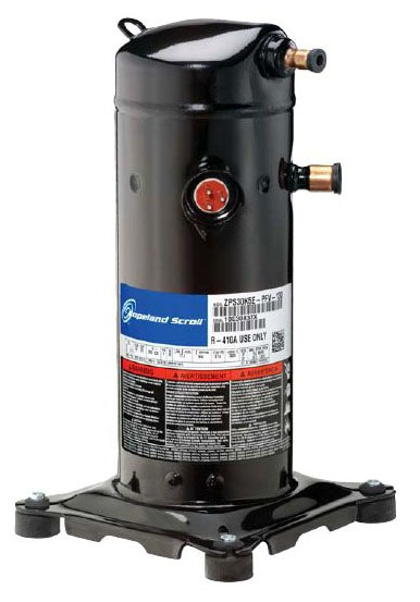 48100 BTU Part Load / 64100 BTU Full Load Air Conditioner Compressor - Copeland Scroll / UltraTech