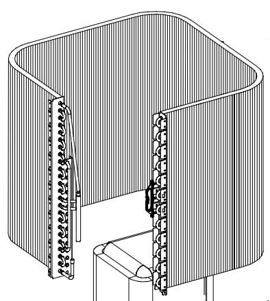 Air Conditioner Condenser Coil Kit