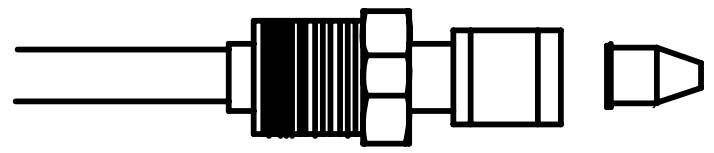 """0.08"""" Air Conditioner Fan Coil Piston with Non-Stick Ring"""