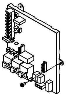 Gas Furnace Board Control