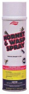 Fast Acting Hornet and Wasp Spray